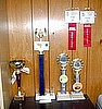 Trophies won by Ho Math and Chess